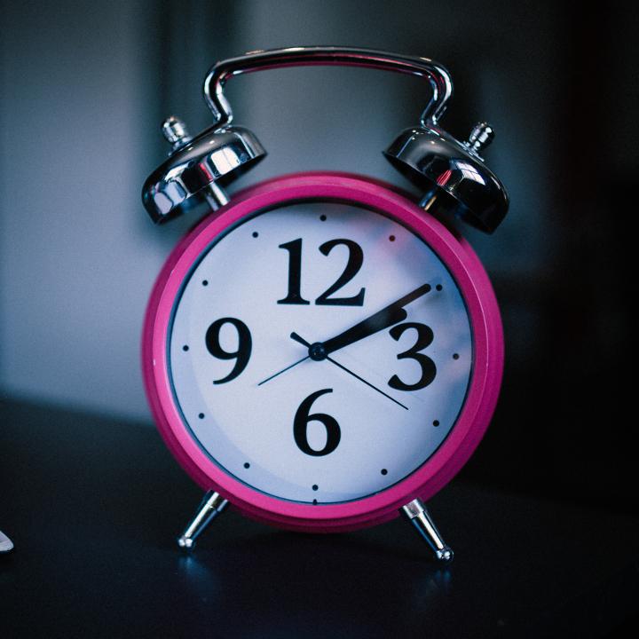 バランスの良い時間の使い方
